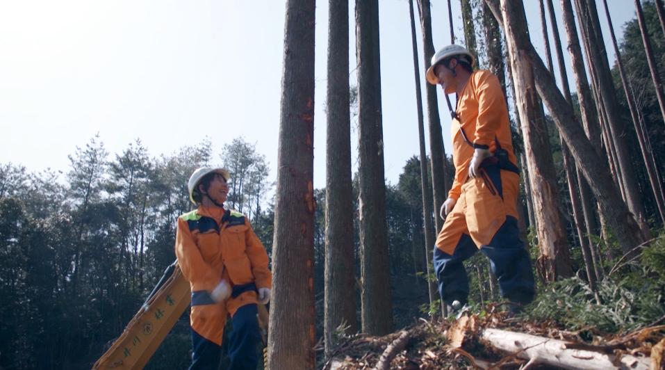 プロモーションビデオ ~林業篇~も完成しました!